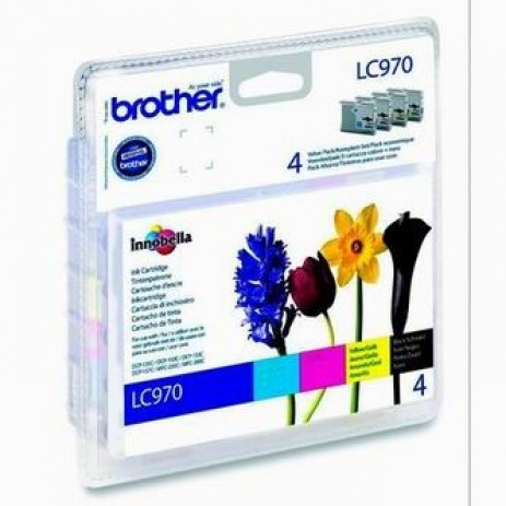 Brother LC-970VALBP multipack cartus original