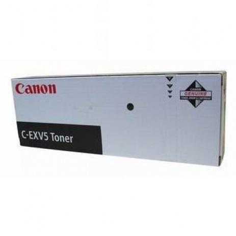 Canon C-EXV5 fekete (black) eredeti toner