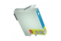 Epson T0712 azurová (cyan) kompatibilní cartridge