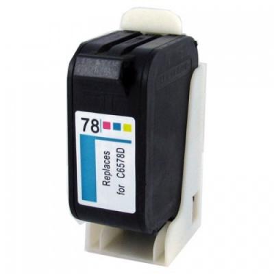 HP 78 C6578A barevná kompatibilní cartridge
