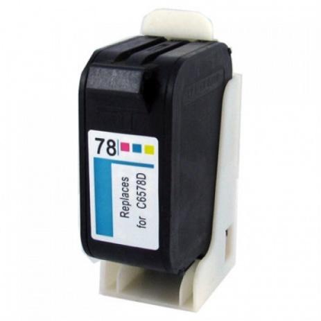 HP no.78 C6578A color compatible cartridge