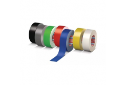 Tesa 4688, červená textilní páska, 50 mm x 25m