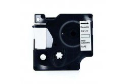 Dymo 4589C, 19mm x 4m, černý tisk / bílý podklad, čisticí, kompatibilní páska