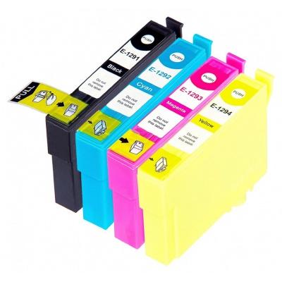 Epson T1295 multipack kompatibilní cartridge