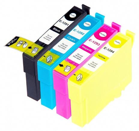 Epson T1295 multipack compatible cartridge