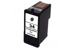 Lexmark 34XL 18C0034E černá (black) kompatibilní cartridge