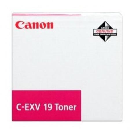 Canon C-EXV19 0399B002 purpuriu (magenta) toner original