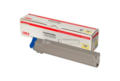 OKI 42918913 yellow original toner