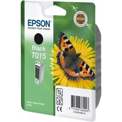 Epson T015401 černá (black) originální cartridge