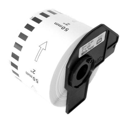 Brother DK-22223 50mm x 30,48m, kompatibilní role etiket