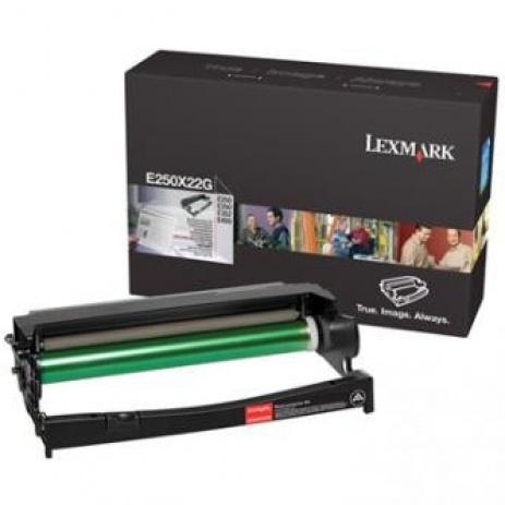 Lexmark E250X22G czarny (black) bęben oryginalny