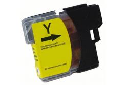 Brother LC-525XL žltá (yellow) kompatibilná cartridge