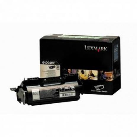 Lexmark 64004HE fekete (black) eredeti toner