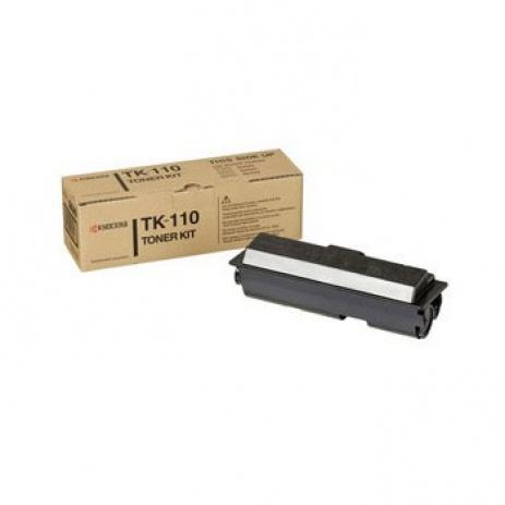 Kyocera Mita TK-110E 1T02FV0DE1 fekete (black) eredeti toner