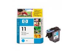 HP 11 C4811A azuriu (cyan) cap de imprimare original