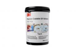 3M 7555 T PCA Lepidlo aktivované UV zářením, 1 litr