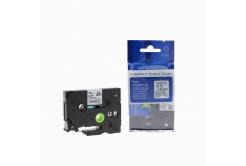 Kompatibilní páska s Brother TZ-231 / TZe-231, 12mm x 8m, černý tisk / bílý podklad