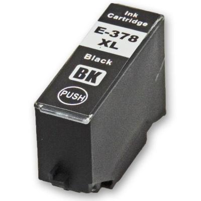 Epson 378XL T3791 černá (black) kompatibilní cartridge