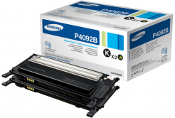 HP SU391A / Samsung CLT-P4092B dual pack černý (black) originální toner