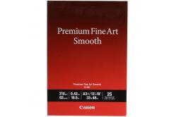 "Canon Premium Fine Art Smooth, fotópapírok, matný, fehér, A3+, 13x19"", 310 g/m2, 25 db, 1711C004"