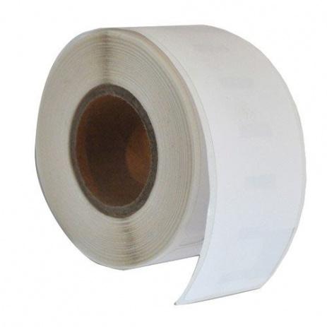Etykiety zamiennik Dymo 99018, 38mm x 190mm, białe, role
