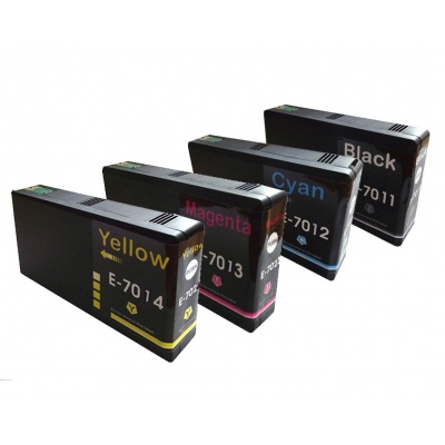 Epson T0715 multipack kompatibilní cartridge