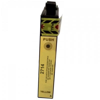 Epson 27X T2714 žlutá (yellow) kompatibilní cartridge