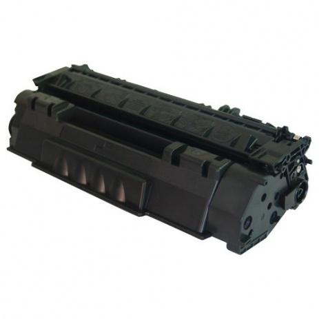 HP 49X Q5949X fekete (black) utángyártott toner