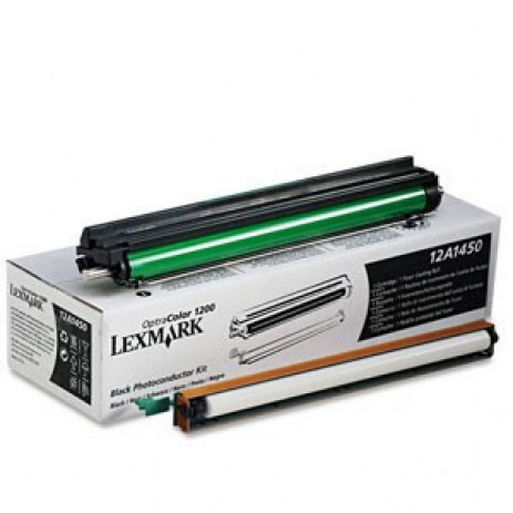 Lexmark 12A1450 negru (black) drum original