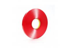 3M VHB 4915-F, 9 mm x 3 m, oboustranně lepicí akrylová čirá páska, tl. 1,5 mm
