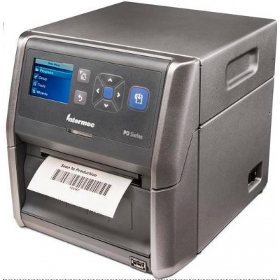 Honeywell Intermec PD43 PD43A03101000212 drukarka etykiet, 8 dots/mm (203 dpi), RFID, EPL, ZPL, IPL, USB, Ethernet