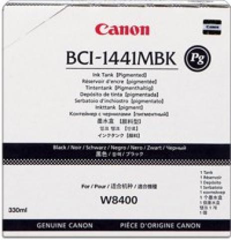 Canon BCI-1441MBK mat negru (matte black) cartus original