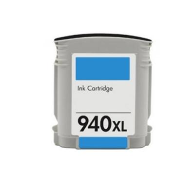 HP 940XL C4907A azurová (cyan) kompatibilní cartridge