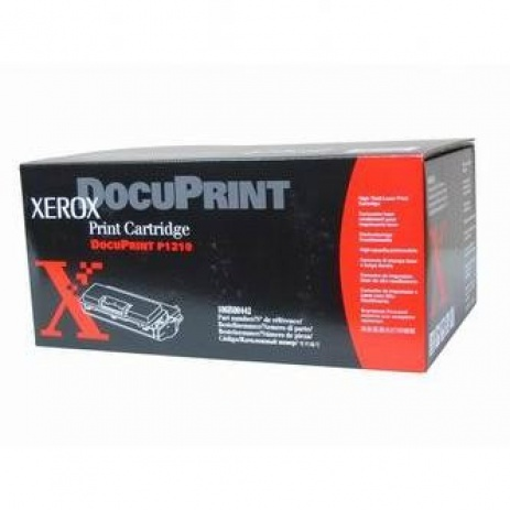 Xerox 106R00442 fekete (black) eredeti toner