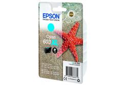 Epson 603XL azurová (cyan) originální cartridge
