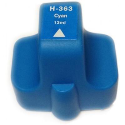 HP 363 C8771E azurová (cyan) kompatibilní cartridge