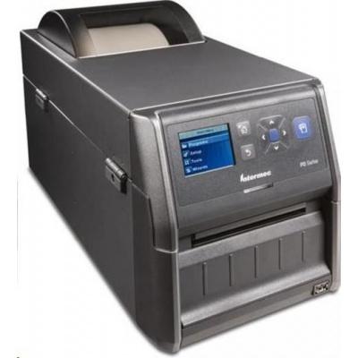 Honeywell Intermec PD43 PD43A03000050202 drukarka etykiet, 8 dots/mm (203 dpi), cutter, EPL, ZPL, IPL, USB