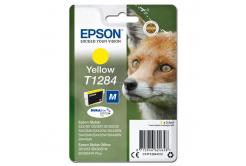 Epson originální ink C13T12844012, T1284, yellow, 3, 5ml, Epson Stylus S22, SX125, 420W, 425W, Stylus Office BX305