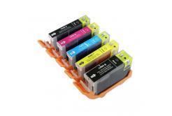 Canon CLI-8 Bk, C,M,Y + PGI-5Bk multipack kompatibilní cartridge