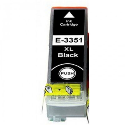 Epson T3351 černá (black) kompatibilní cartridge