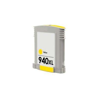 HP 940XL C4909A žlutá (yellow) kompatibilní cartridge