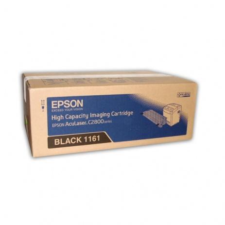 Epson C13S051161 fekete (black) eredeti toner