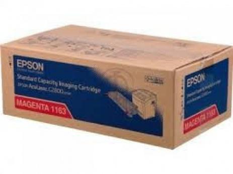 Epson C13S051163 magenta original toner