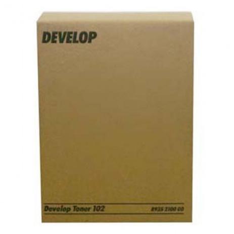 Develop 102 8935 2100 01 black original toner