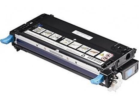 Dell H513C / 593-10290 azuriu (cyan) toner original