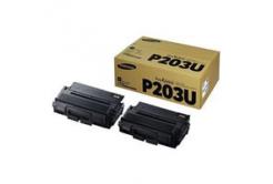 HP SV123A / Samsung MLT-P203U černý (black) originální toner