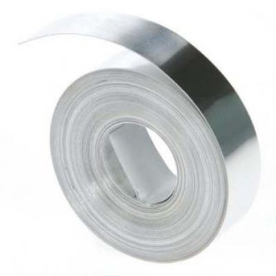 Dymo 31000, S0720160, 12mm x 4,8m, hliníková bez lepidla, originální páska