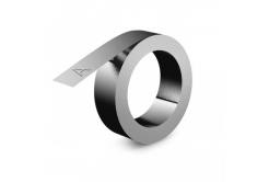 Dymo 32500, S0720170, 12mm x 6, 4m, ocelová, kompatibilní nelepicí páska