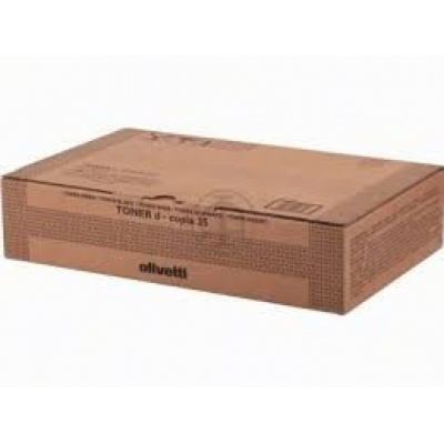 Olivetti B0381 černý (black) originální toner