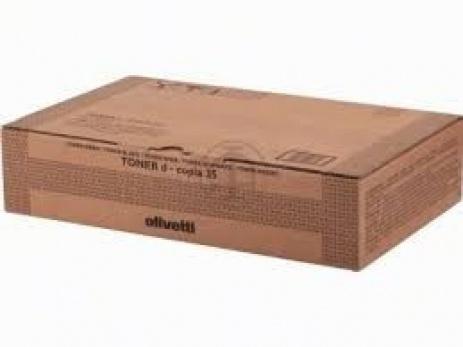 Olivetti B0381 fekete (black) eredeti toner